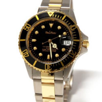 Paul Mariner 1 Acciaio e oro